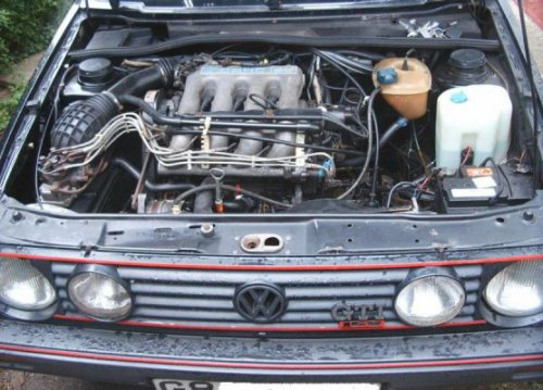 mk2 1 8 block mk3 2 0 16v head not starting | Club GTI